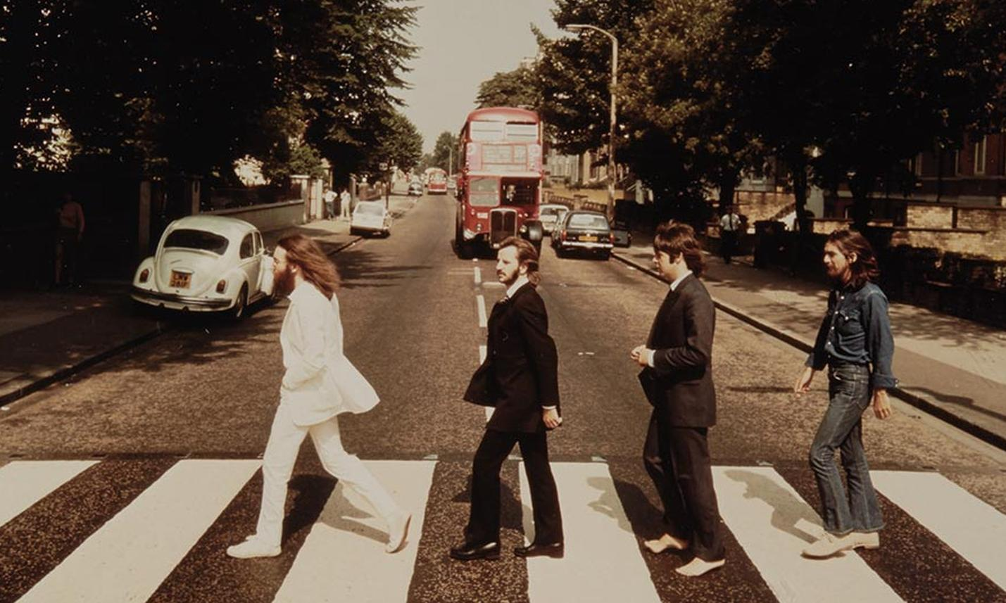 BEATLES - ABBEY ROAD: a B oldalas remekmű